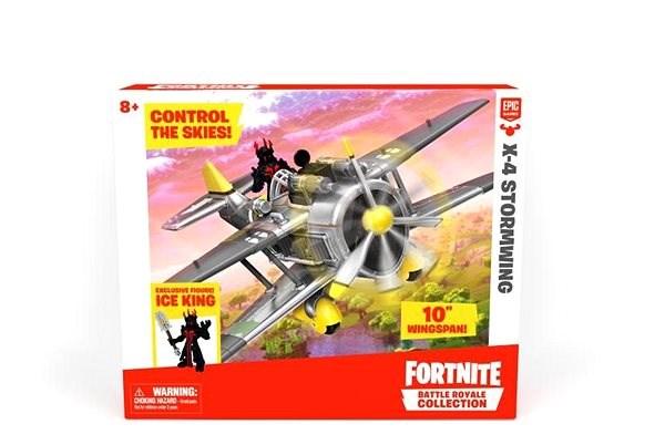 Fortnite: Set s letadlem - Figurky