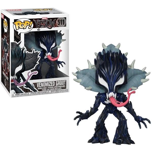 Funko POP Marvel: Venom S2 - Groot - Figurka