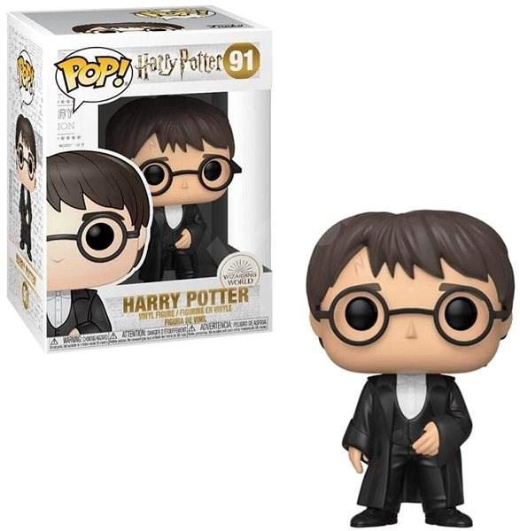 Funko POP Movies: Harry Potter - Harry Potter (Yule) - Figurka