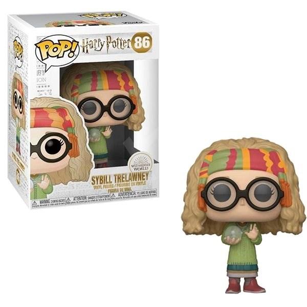 Funko POP Movies: Harry Potter S7- Professor Sybill Trelawney - Figurka