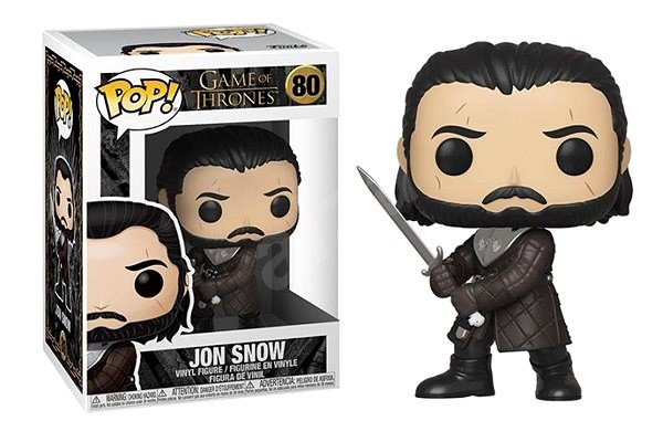 Funko POP TV: Game of Thrones S11 - Jon Snow - Figurka