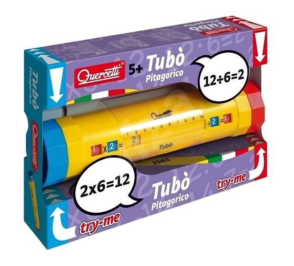 Quercetti Tubo Pitagorico - Didaktická hračka