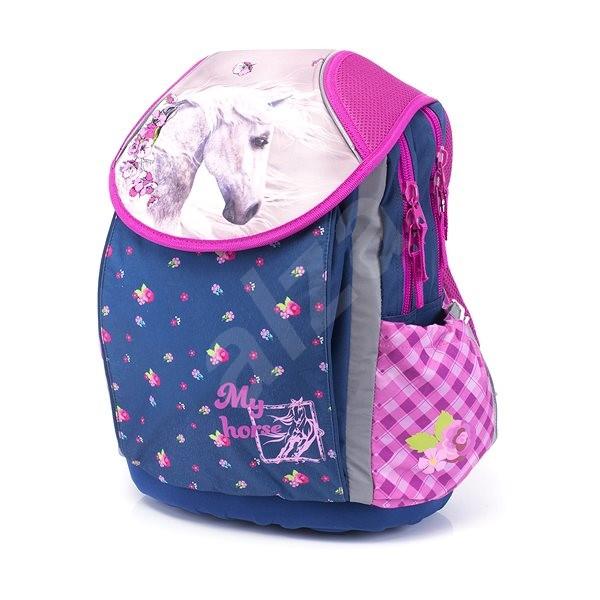 740fb720ae3 Karton P+P Plus Junior kůň - Dětský batoh
