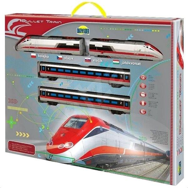 Teddies Vlak Bullet Train  - Vláček