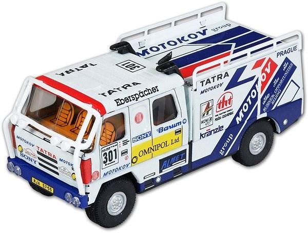 Kovap Tatra 812 rallye  - Kovový model