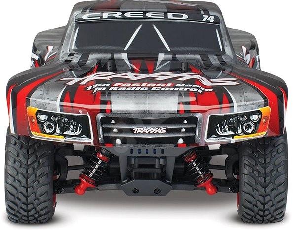 Traxxas SST 1:18 4WD TQ červený - RC model