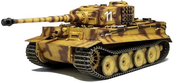 Dragon Model Kit D6624 tank – Sd.Kfz.181 Pz.Kpfw.VI Ausf.E Tiger I Mid Production w/Zimmerit s.Pz.Ab - Plastový model