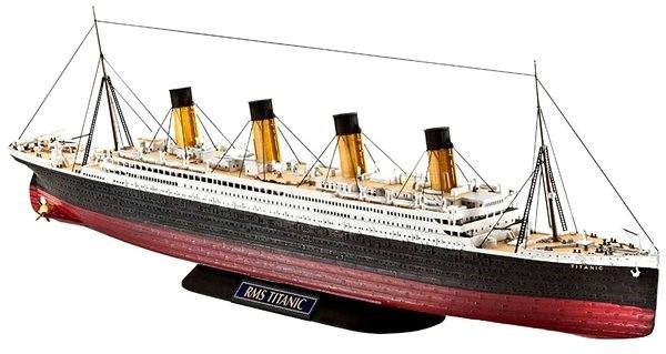 Rewell Model Kit 05210 loď – R.M.S. Titanic - Plastový model