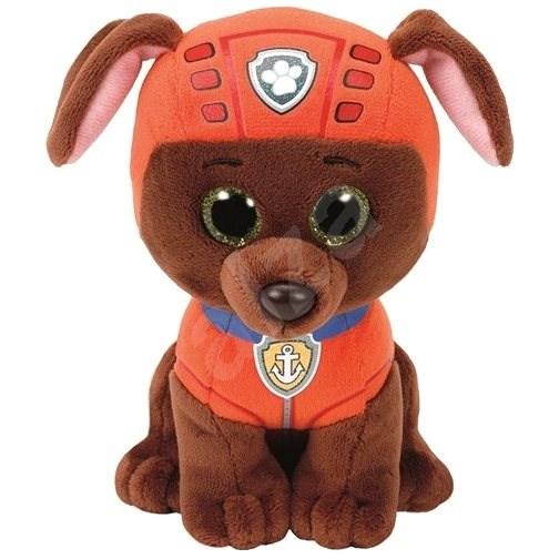 Beanie Babies Paw Patrol - Zuma - Plush Toy