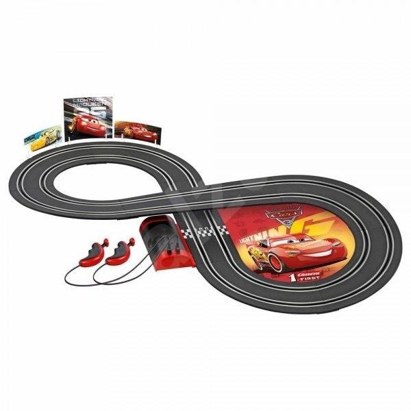 Carrera s auty z filmu CARS 3 - Autodráha
