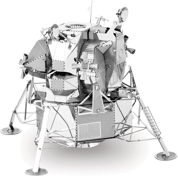 Metal Earth Apollo Lunar Module - Stavebnice