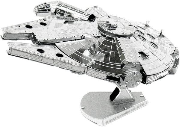 Metal Earth SW Millennium Falcon - Stavebnice