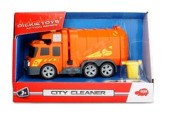 Dickie AS Popelářské auto - Auto
