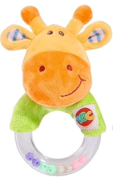 4ebb72b4e3a Simba Zvířátko – žirafa - Chrastítko