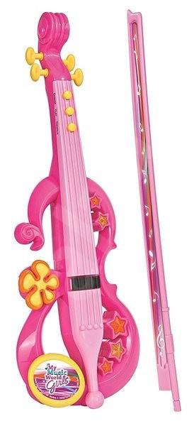 Simba Housle elektronické růžové - Hudební hračka