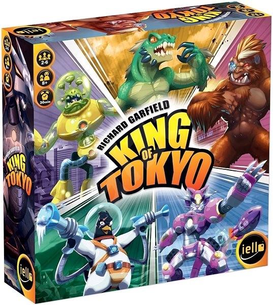 Vládce Tokia - Společenská hra