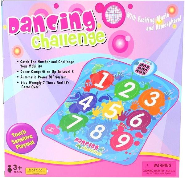 Hrací koberec Čísla - Podložka do dětského pokoje