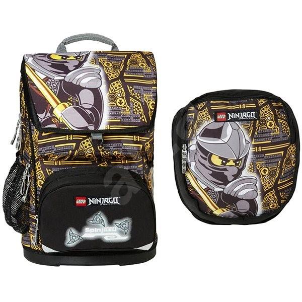 ba27e06a1e LEGO Ninjago Cole Maxi - 2 dílný set - Školní batoh