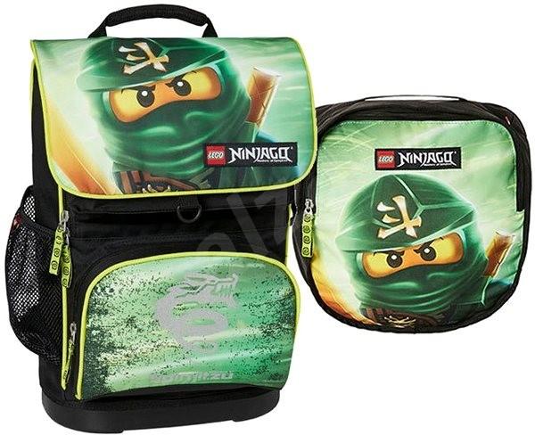 81396063c11 LEGO Ninjago Lloyd Optimo - 2 dílný set - Školní batoh