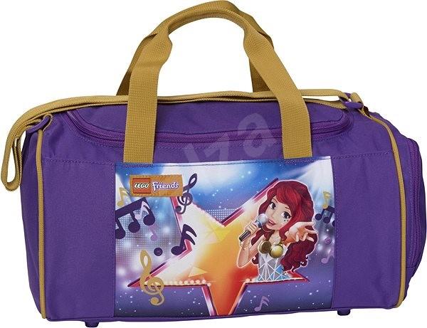 LEGO Friends PopStar sportovní taška - Dětská sportovní taška  89d95d4054