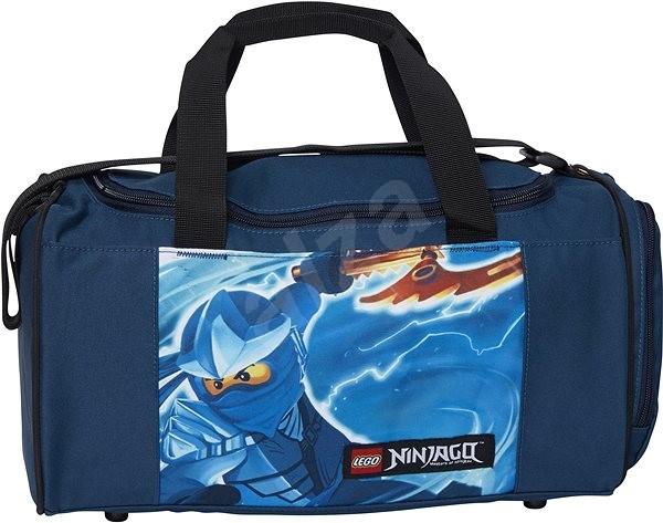 LEGO Ninjago Jay sportovní taška - Dětská sportovní taška  838b42d40f