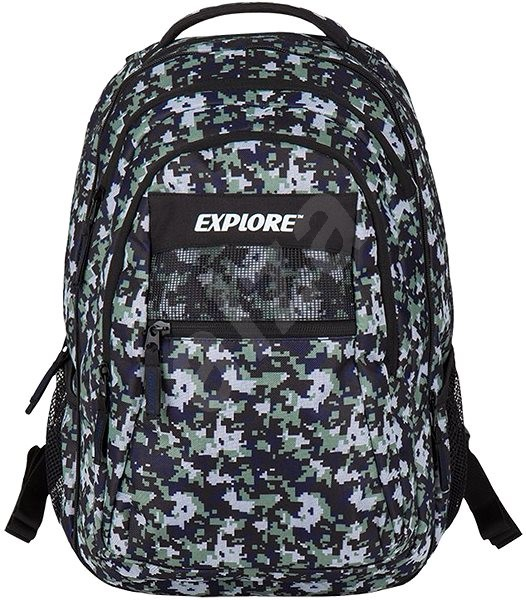 Explore Abby B27 - Školní batoh  94b0e62a69