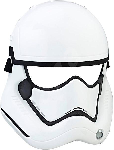 Star Wars Epizoda 8 Stormtrooper - Dětská maska