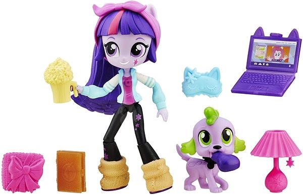 My Little Pony: Equestria Girls Mini Twilight Sparkle - Panenka