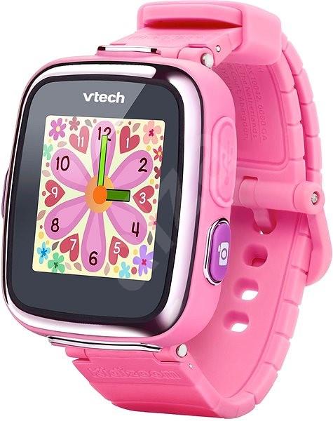 VTech Kidizoom Smart Watch DX7 - růžové - Dětské hodinky  c4f344ab82e