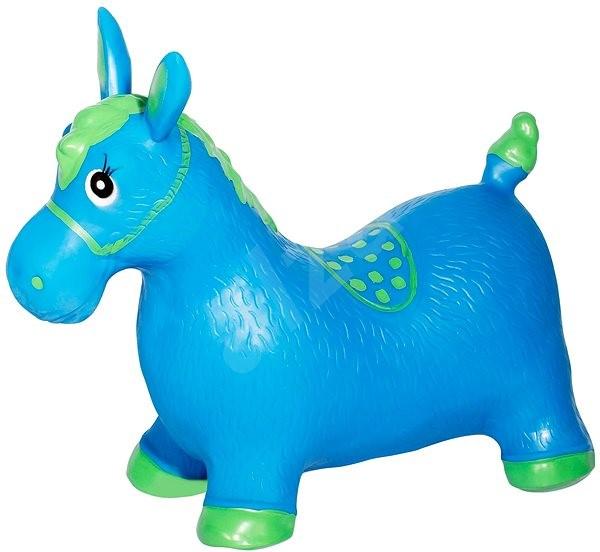 Skákací koník modrá - Hopsadlo