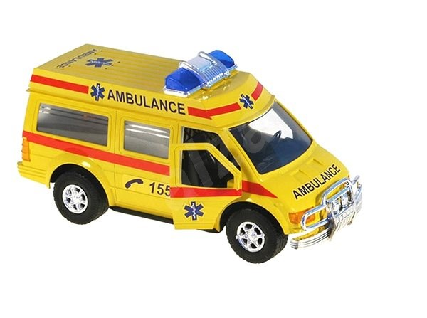 Mikro Trading Auto ambulance - Auto