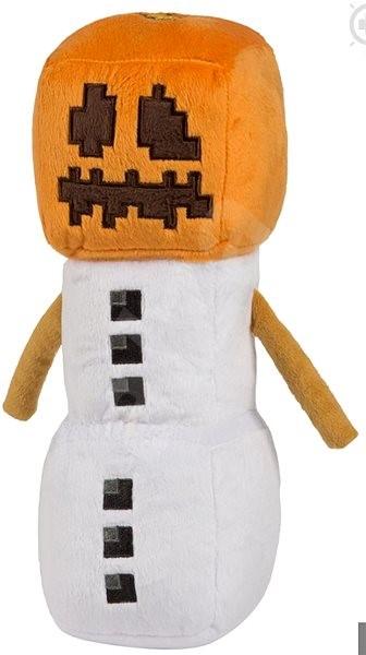 Minecraft Snow Golem 30cm - Plyšák