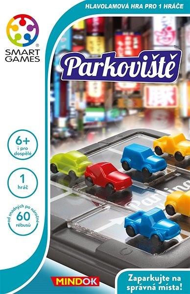 Smart - Parkoviště - Společenská hra
