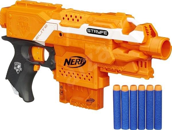 Nerf Elite Stryfe - Dětská pistole
