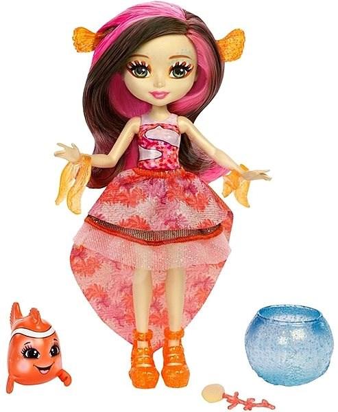 Enchantimals Clarita Clownfish & Cackle - Panenka