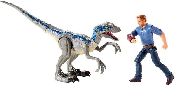 Jurský svět Dinopříběh (NOSNÁ POLOŽKA) - Figurky
