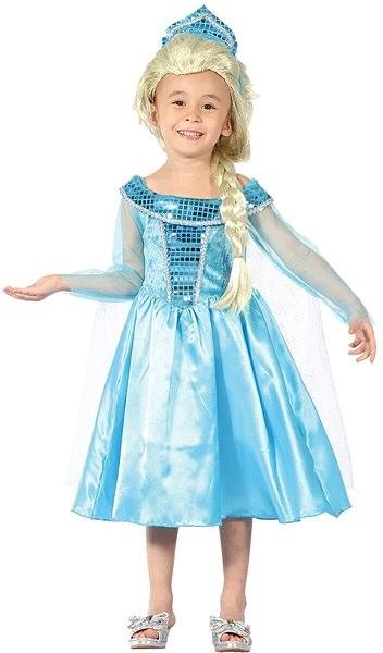 Ledová princezna vel. XS - Dětský kostým