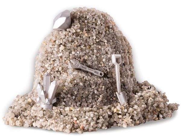 Kinetic Rock Základní balení 170g šedivá - Kinetický písek