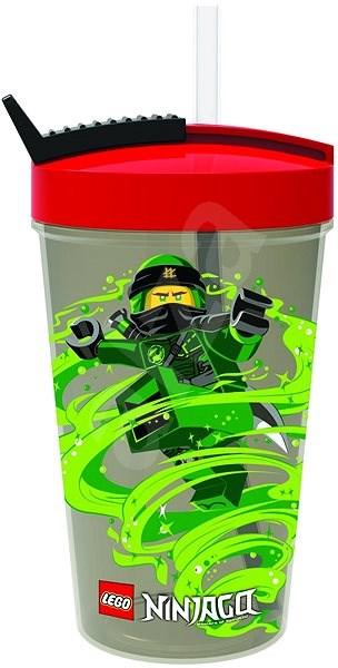 LEGO Ninjago Classic červená - Láhev na pití