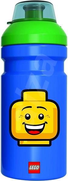 LEGO Iconic Boy modro-zelená - Láhev na pití