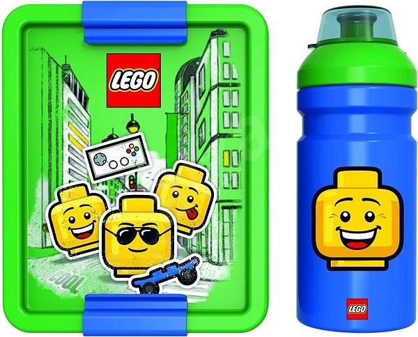 LEGO Iconic Boy svačinový set - Školní set