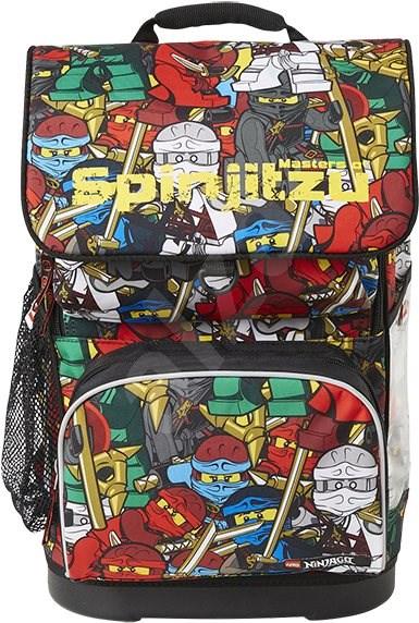 LEGO Ninjago Comic Optimo - Školní batoh  190b18e1ab