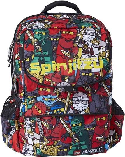 d79ef0568eb LEGO Ninjago Comic Starter - Školní batoh