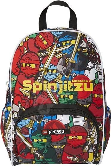 59a4906627d LEGO Ninjago Comic Junior - Školní batoh