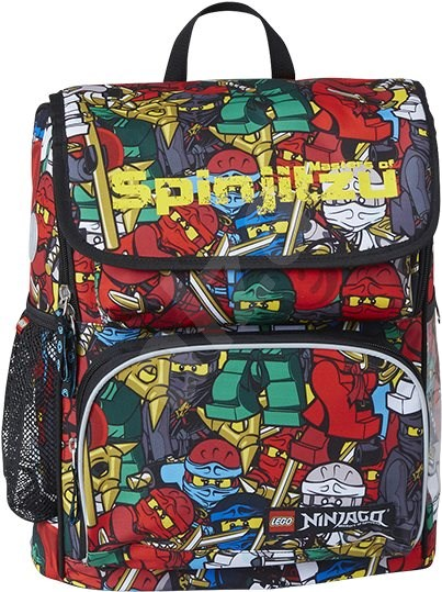 d715a0a3055 LEGO Ninjago Comic Recruiter - Školní batoh