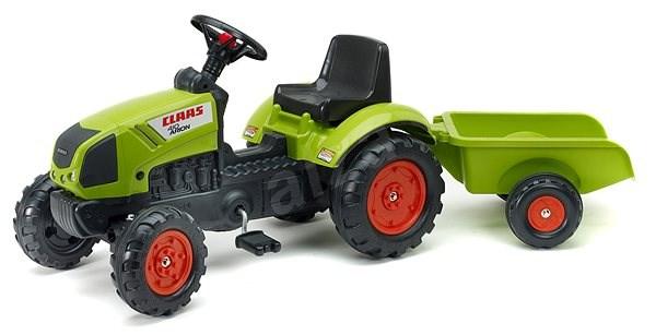 Claas Arion 410 zelený - Šlapací traktor