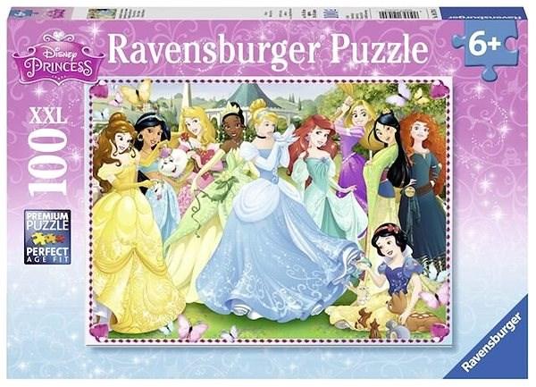 Ravensburger 105700 Disney Princezny  - Puzzle
