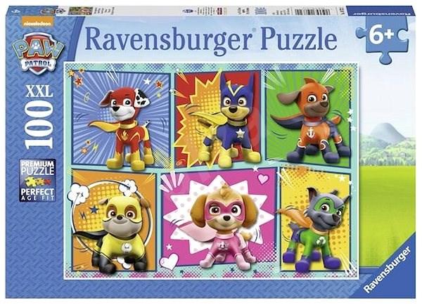 Ravensburger 107322 Tlapková patrola  - Puzzle