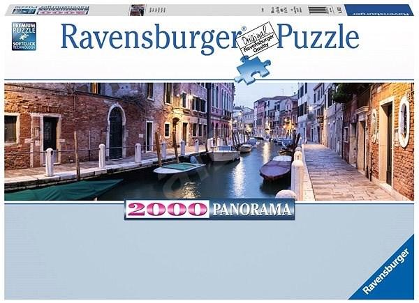 Ravensburger 166121 Benátky Panorama  - Puzzle