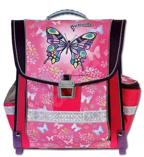 Emipo Ergo One Butterfly - Školní batoh  891df02979